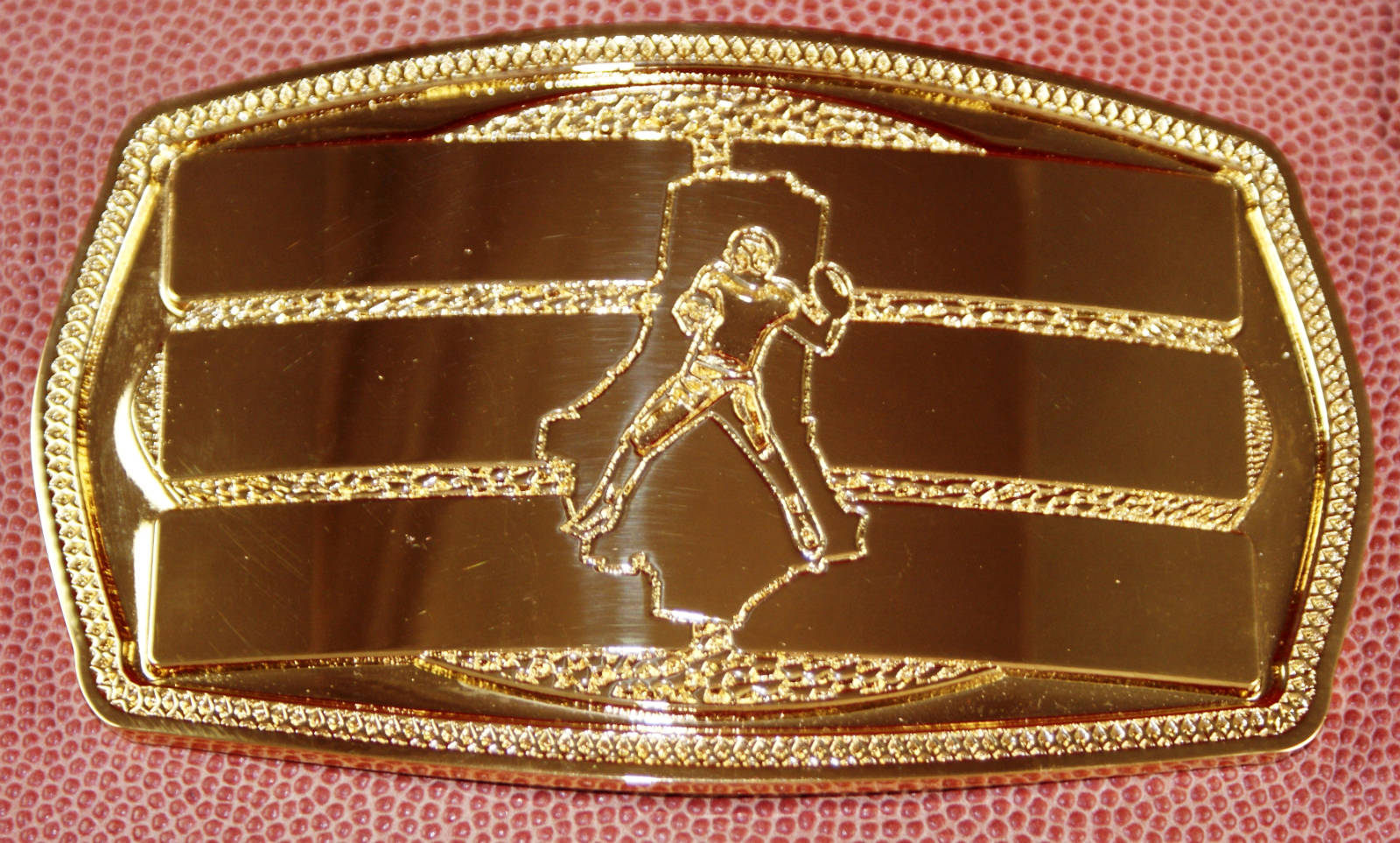 Fantasy Football Belt Trophy http://topropebelts.com/gallery/final-league-fantasy-football-belt/