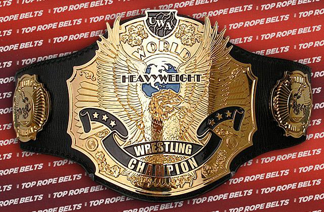 [TEW'13] Ultimate Wrestling Association (1ºWebshow) Uwa