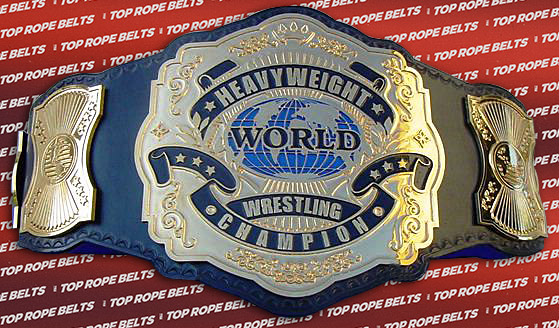 World Title Belt World Championship Belt