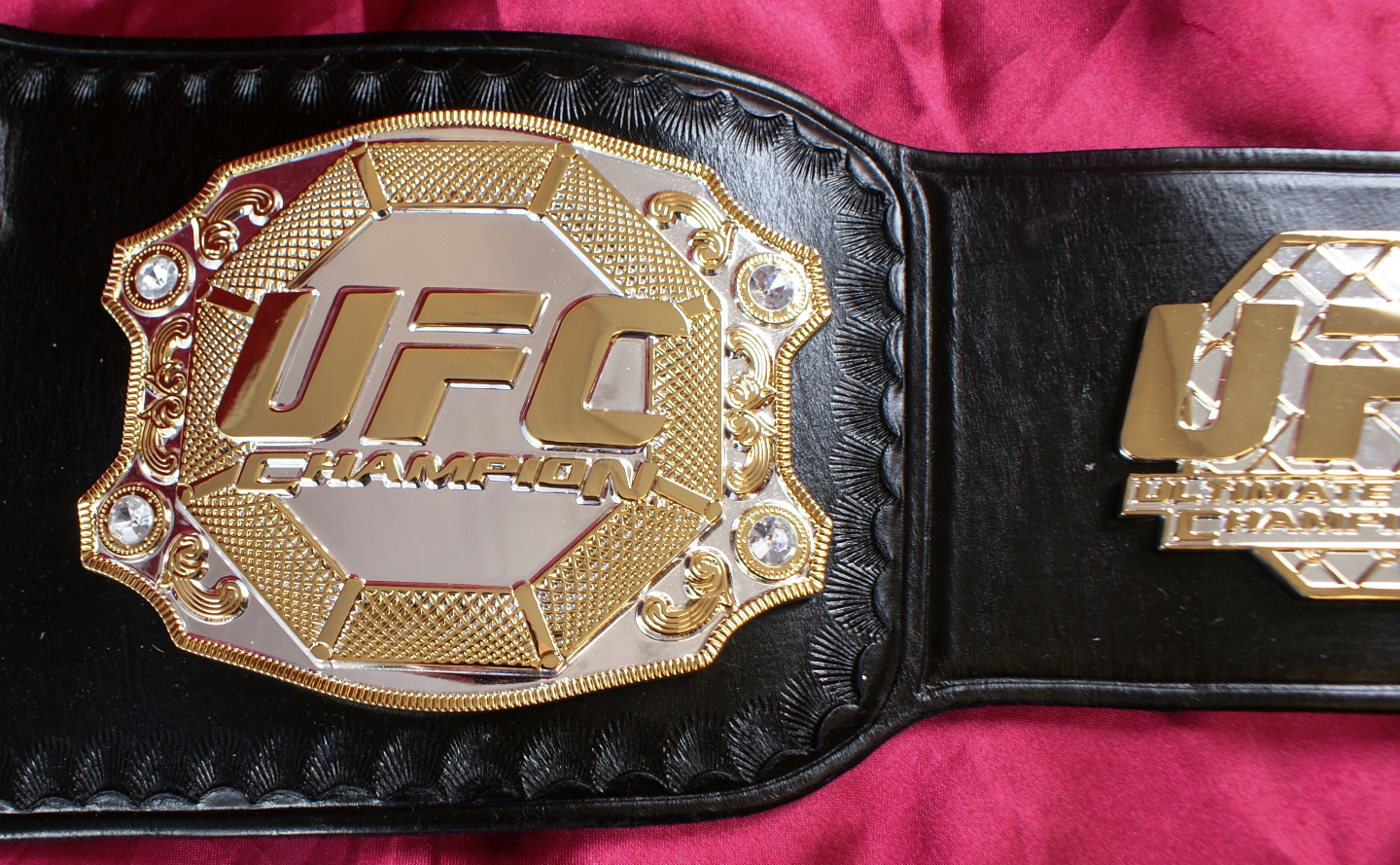 UFC Replica belt for sale! - YouTube