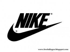 Nike logo lite with Nike name freehdlogos