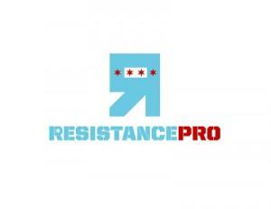 Resistance Pro Wrestling (Chicago) logo