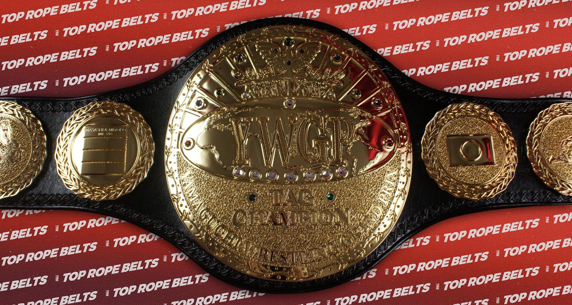 YWGP Yamaguchi Wrestli...