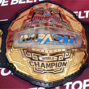 i'll play football_Impact World Champion Belt | Top Rope Belts
