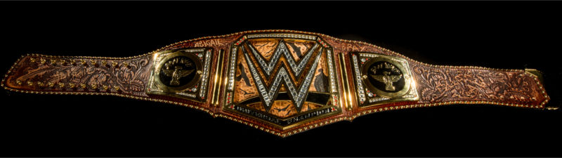 i'll play football_Bray Wyatt WWE Champion Belt | Top Rope Belts