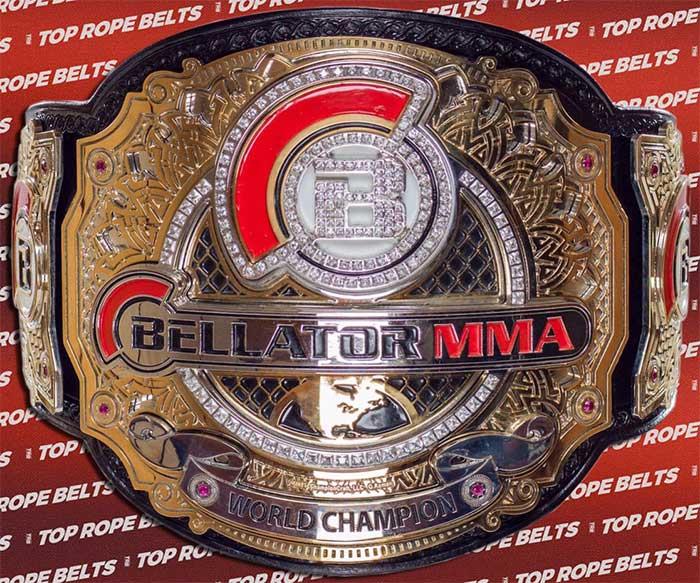 Bellator MMA World Championship Belt