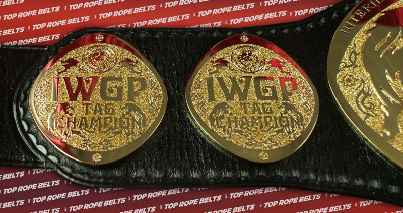   Belts Heavyweight Rope IWGP Champions Top Tag Team