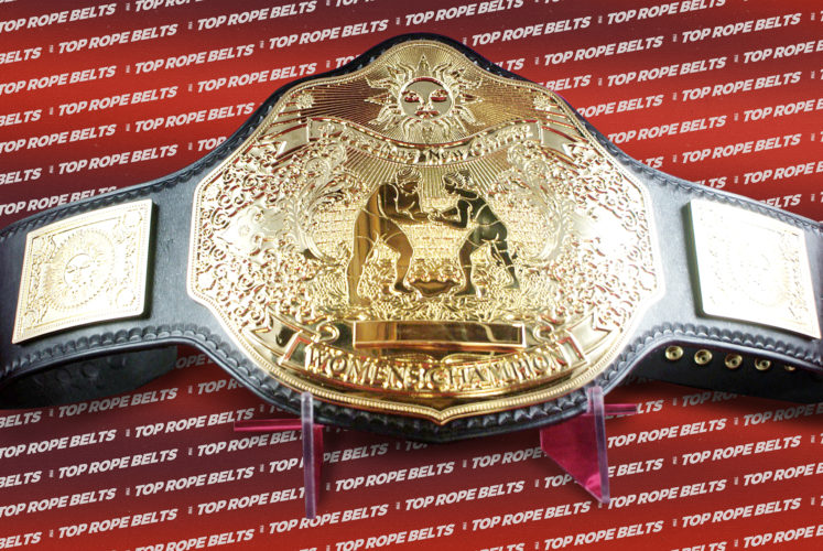 wrestling new classic womens championship top rope belts