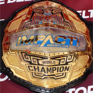 Impact World Champion Belt