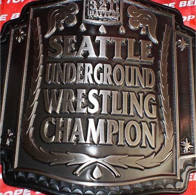 Seattle-Underground-Wrestling-Championship-Belt