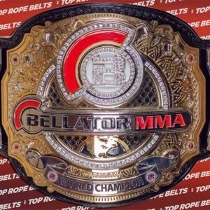 Bellator MMA World Championship Belt